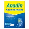 Anadin Paracetamol 12's