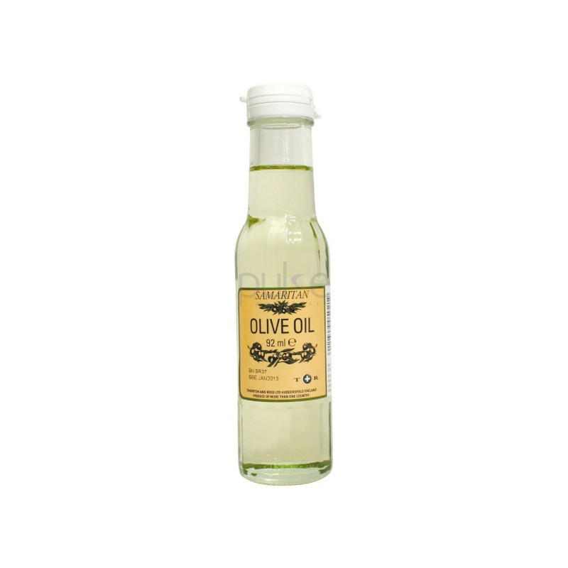 Samaritan Olive Oil 92ml - Wholesale Supplier to the Independent