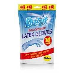 Latex Handy Gloves 18's
