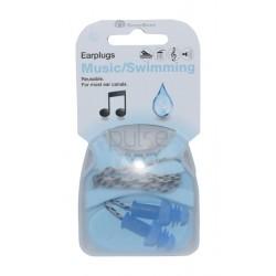SwedSafe Music & Swim Earplug Large 1pair