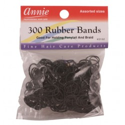 Rubber Bands Black