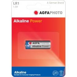 AGFA Alkaline Batteries Size LR1 - 1.5v
