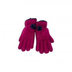 Flower Gloves Assorted 6's