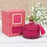 Desire Candle Jars Velvet Rose Soy LP46386