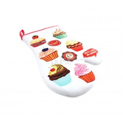 Cupcakes Single Oven Glove